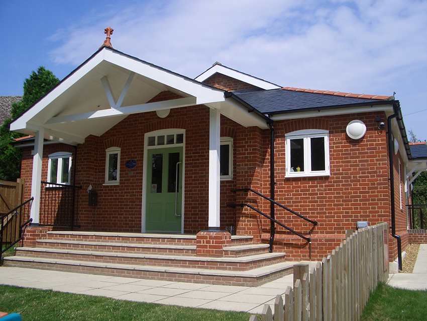 Wendens Ambo village hall extention and refurbishment