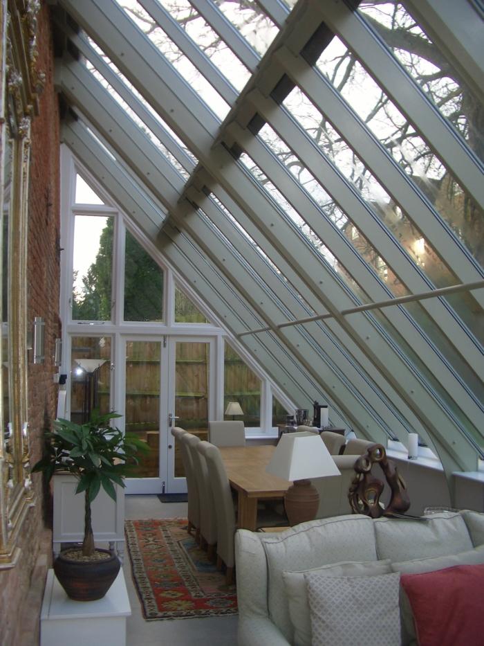Roof Garden Design Layout