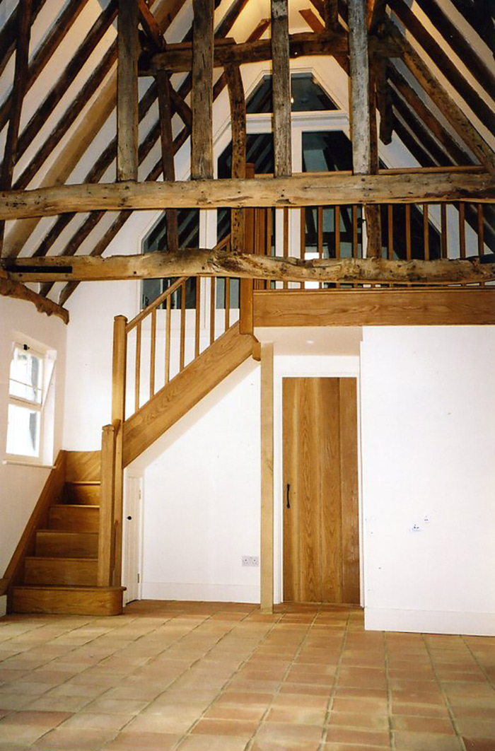 Cromer Hall Stable conversion